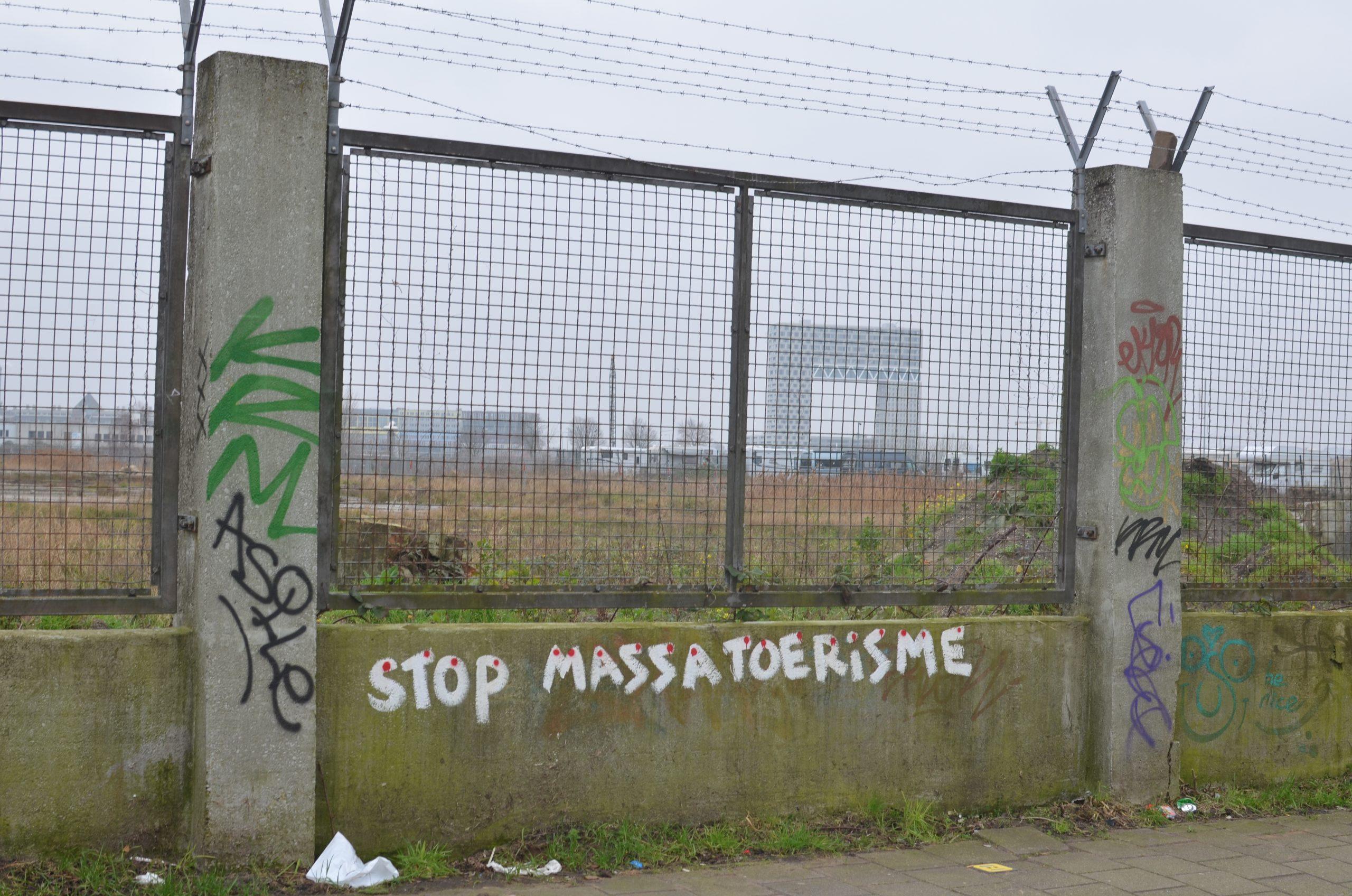 stop mass tourism